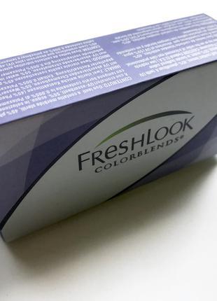 Контактные линзы Fresh Look Colorblends