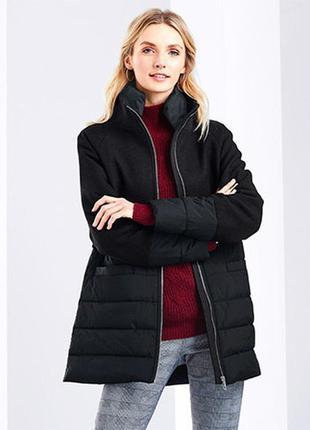 Стильное качественное демисезонное пальто, куртка от tcm tchib...