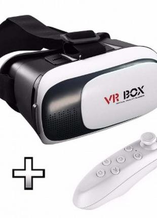 Очки виртуальной реальности 3D vr box1