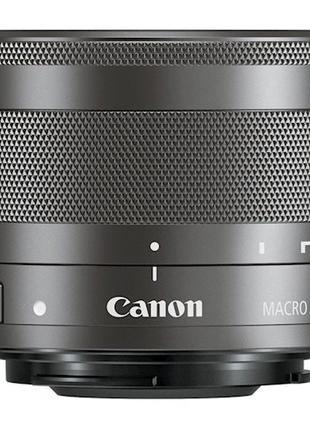 Объектив Canon EF-M 28mm f/3.5 Macro STM