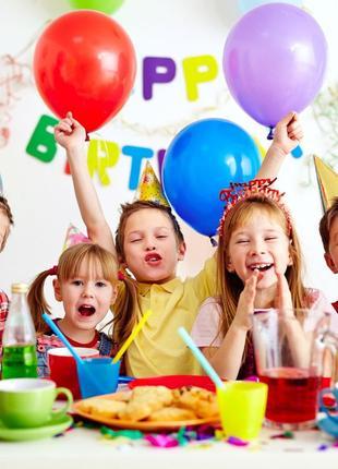 День рождение фото-видеосъемка. Видеосъемка  детского дня рожд...