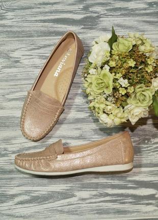 🌿37🌿luviana. красивые и комфортные туфли, мокасины