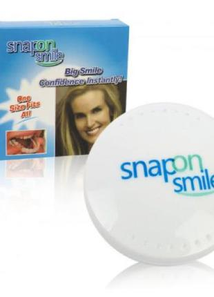 Съемные виниры для зубов Veneers Snapon