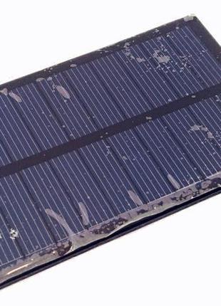 Солнечная панель поликристалл 5V 0.75W CNC60*90 Star Solar (12...
