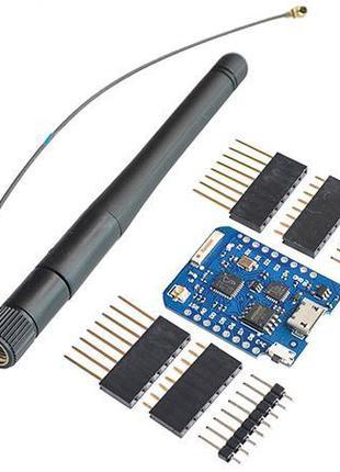 Модуль Wemos D1 mini PRO NodeMcu Lua wifi ESP8266 (16252)
