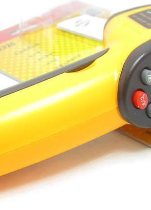 Лазерный цифровой термометр пирометр Benetech GM320 -50...+400...
