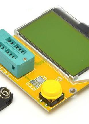 Тестер полупроводников LCR-T4 LCD ESR SCR метр (11721)