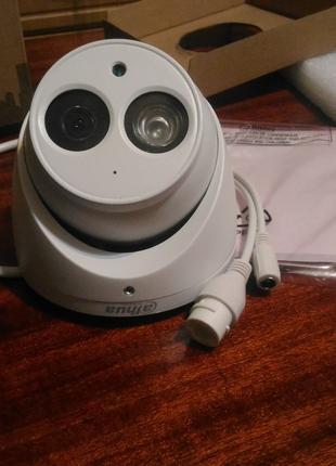 IP камера DAHUA IPC-HDW4631C-A (со звуком)
