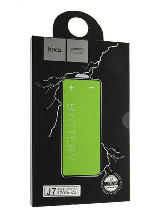 Аккумулятор Hoco для iPhone 5 батарея Hoco для iPhone 5