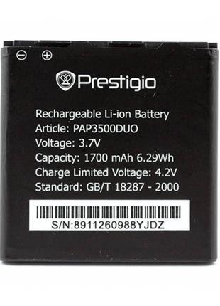 Аккумулятор PAP3500 для Prestigio MultiPhone 3500 DUO, 4020 DU...