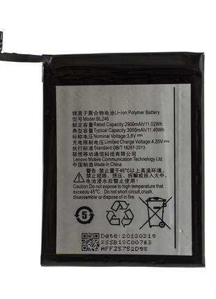 Аккумулятор AAAA-Class Lenovo BL246 / Vibe Shot