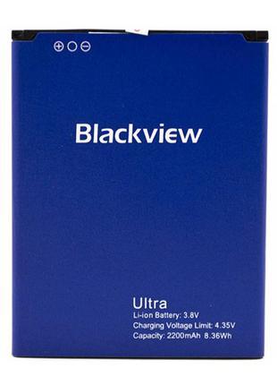 Акумулятор для Blackview A6 Ultra (ORIGINAL) 2200мAh