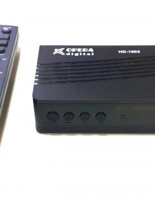 Ресивер цифрового телевидения Т2 OPERA DIGITAL HD-1003 приемни...