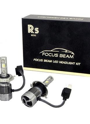 Ксеноновые лампочки для фар, LED лампы Xenon RS H4 Ксенон, авт...