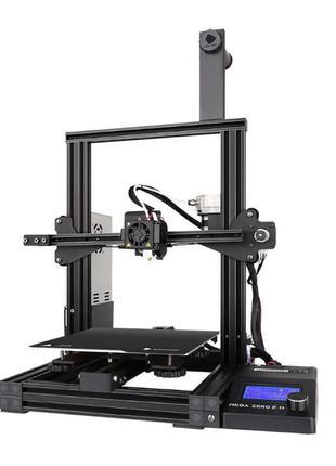 3D Принтер Anycubic Mega Zero 2.0 Черный