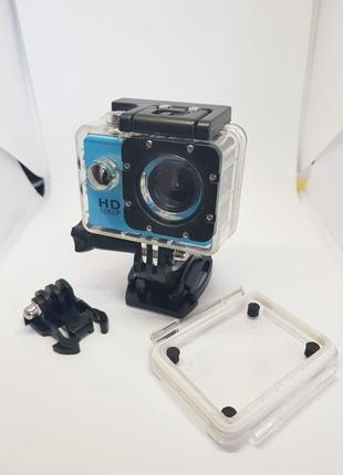 Action camera SJ 4000 первого поколения 1080p