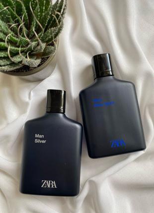 Набір Man Blue Spirit  та Man Silver