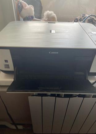 Лазерный принтер/сканер Canon