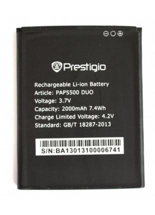Аккумулятор на Prestigio PAP 5500 2000 mAh