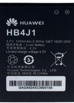 Аккумулятор для Huawei U8150 - HB4J1 1050 mAh