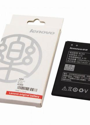 Аккумулятор для Lenovo A369i - BL203 1500 mAh