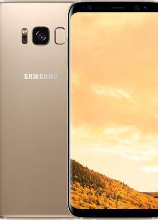 Смартфон Samsung Galaxy S8+ G955FD Duos 64Gb Gold (Гарантия 12...