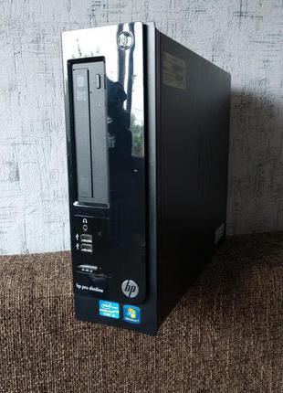 Системный блок HP Pro 3300 SFF/ i3-2120 3.3 GHz / 8GB / SSD 240G