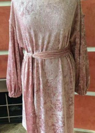 Шикарное платье размер 48-50
