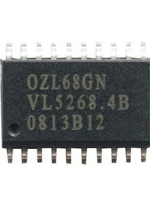 Микросхема OZL68GN Схема инвертора подсветки LCD панели