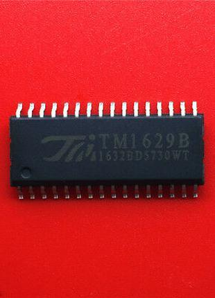 Микросхема TM1629B LED SOP-32 driver chip