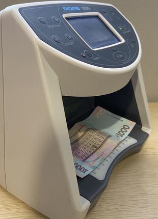 Детектор валют банкнот Dors 1200 универсальный б/у 2014 г.в.