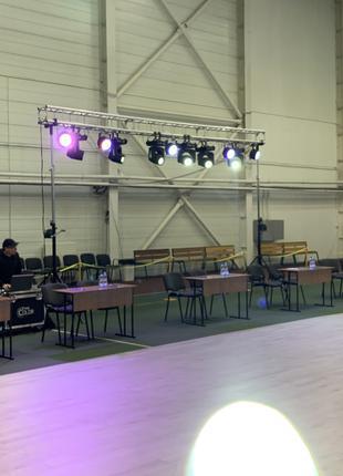 Аренда концертного оборудования