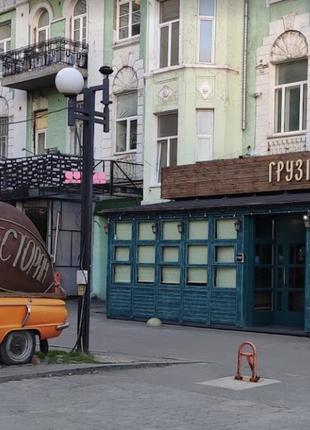 Оренда ресторану на Львівській площі