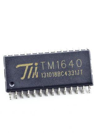 Микросхема TM1640