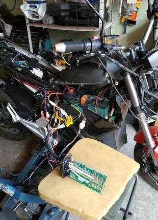 Сервис,ремонт,обслуживание мототехники.