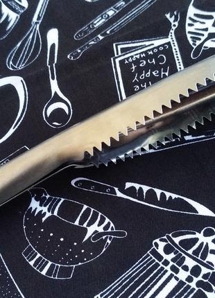 Нож для чистки чешуи