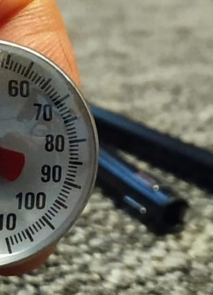 Термометр кухонный для молока или мяса