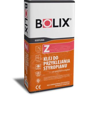 BOLIX Z клей для пенопласта