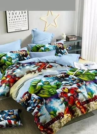 Детское постельное белье Мстители