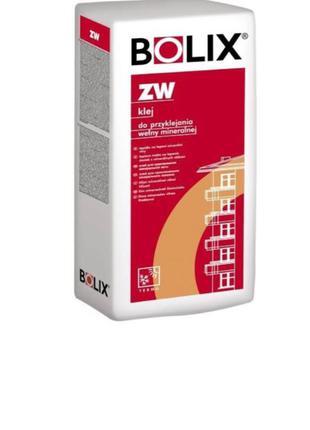 BOLIX ZW клей для минеральной ваты