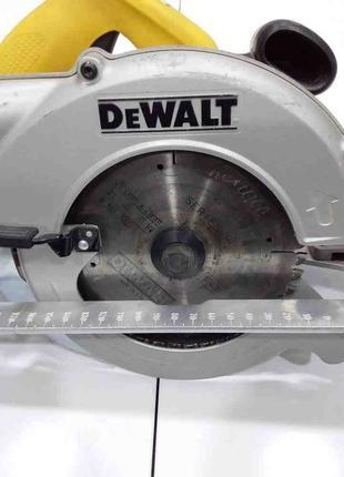 Циркулярная пила DeWalt D23550
