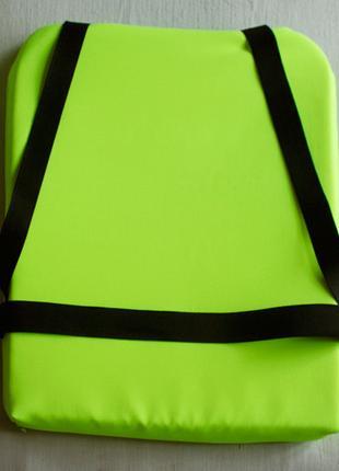 Подушка на спину для занятий худ. гимнастикой