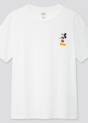 Uniqlo футболка из коллекции disney stories ut graphic пог 42