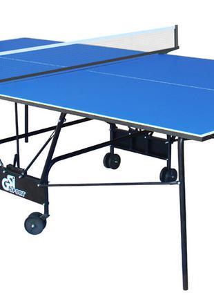 Теннисный стол для помещений Compact Light (Синий) | Складной ...
