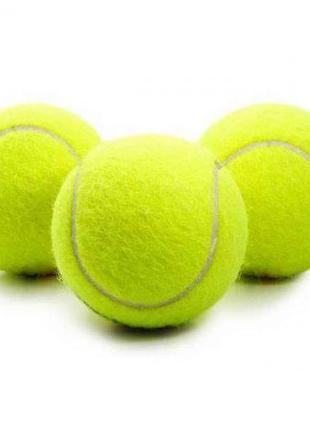 Теннисные мячики, 3 шт SUM210102 [ten160626-TSI]