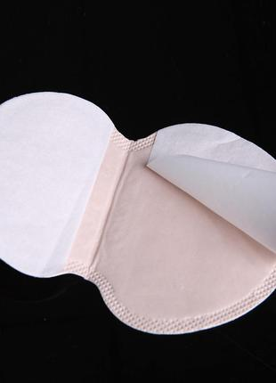 Одноразовые подкладки для подмышек от пота