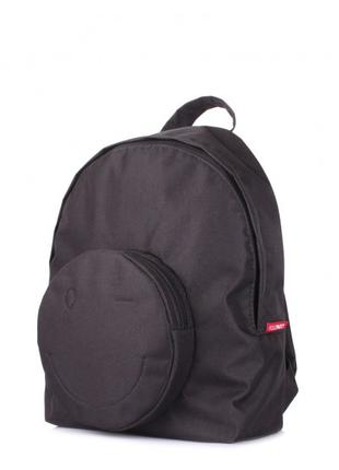Рюкзак POOLPARTY Smile (smile-backpack-black)