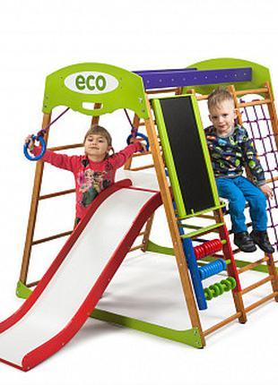 Детский спортивный комплекс для квартиры Карамелька Plus 3 Spo...