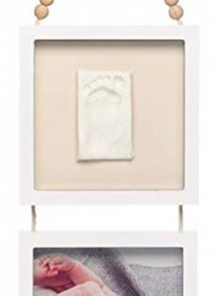 Набор для создания отпечатка ручки и ножки малыша Baby Art Под...