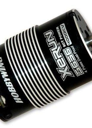 Сенсорный мотор HOBBYWING XERUN 3656 SD 4000KV для автомоделей